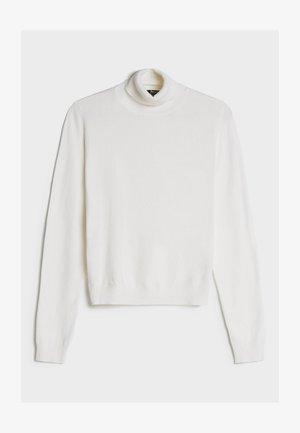 ROLLKRAGEN - Sweter - white