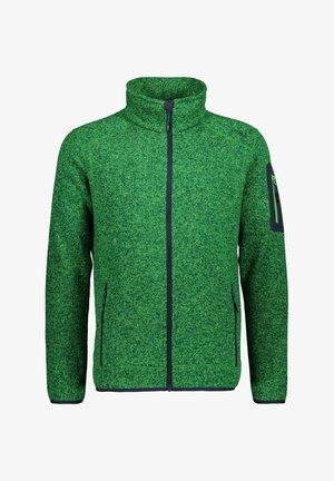 Fleece jacket - grün