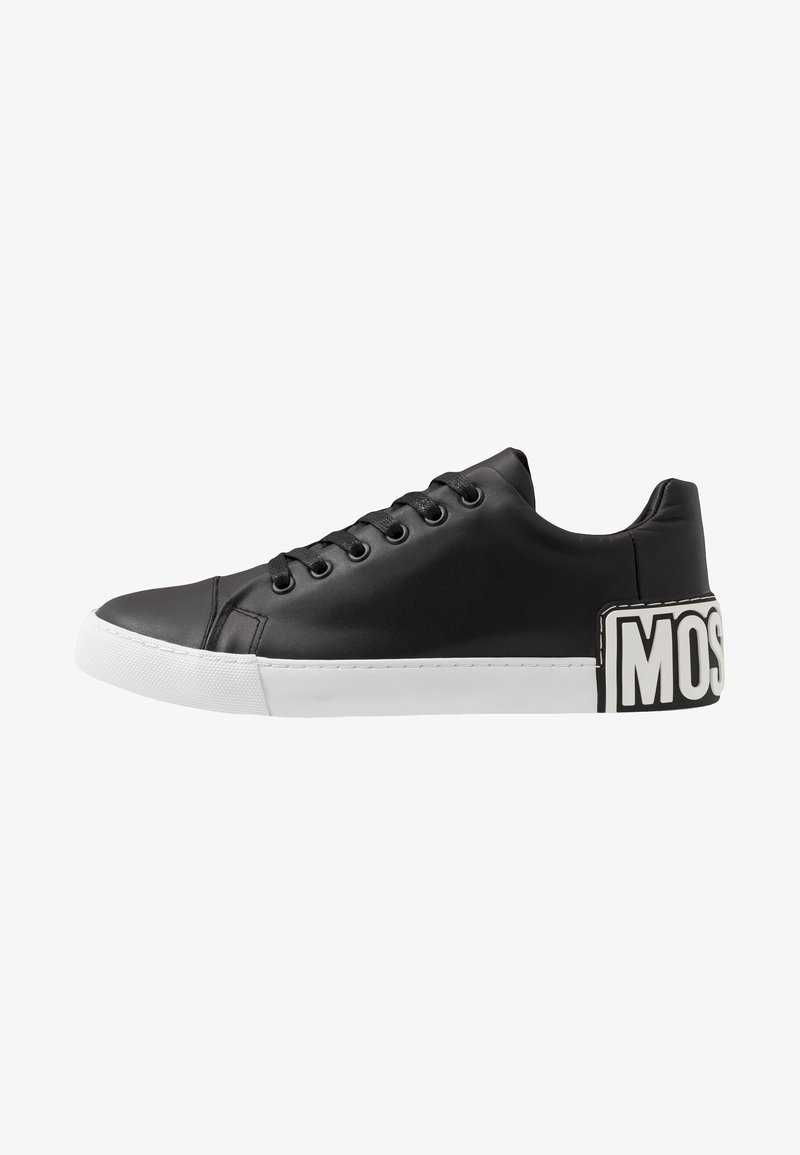MOSCHINO - Sneakers laag - black