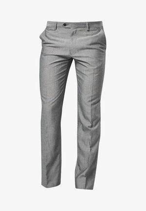 REGULAR FIT - Suit trousers - grey