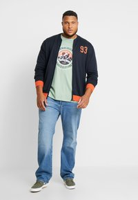 Jack´s Sportswear - FULL ZIP CARDIGAN - Gilet - navy - 1