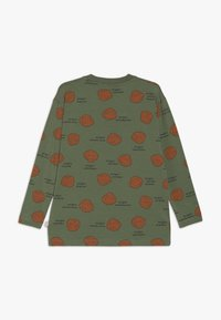 TINYCOTTONS - SHELLS TEE - Camiseta de manga larga - green wood/brown - 1