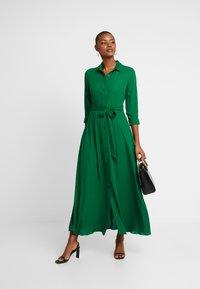 Banana Republic - SAVANNAH DRESS - Robe longue - luscious green - 2