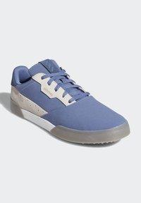 adidas Performance - SCARPE ADICROSS RETRO SPIKELESS - Golf shoes - blue - 1