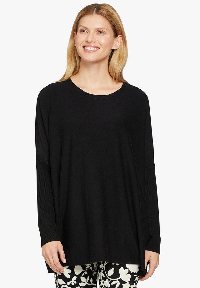 FANASI - Pullover - black