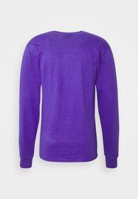 HUF - ACID HOUSE TEE - Long sleeved top - purple - 6