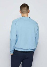BOSS - STEDMAN_RA - Sweater - open blue - 2