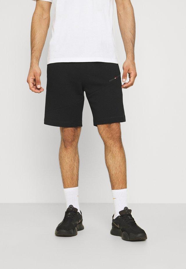 BLOCKED SHORT - Short de sport - black