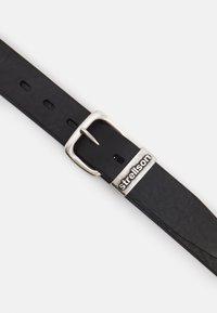 Strellson - BELT - Belt - black - 3