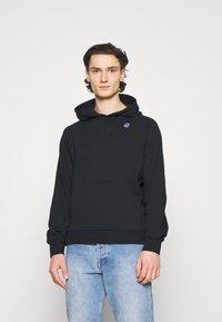 K-Way - ALBAN UNISEX - Sweatshirt - black - 0