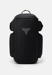 Under Armour - PROJECT ROCK DUFFLE - Sportovní taška - black - 1