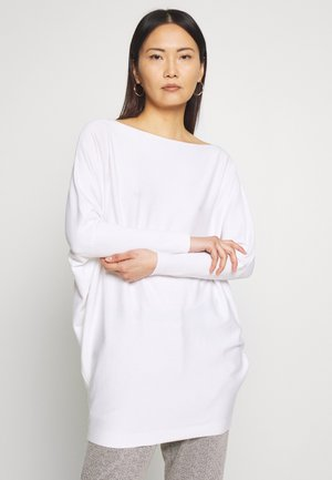 Sweter - bright white