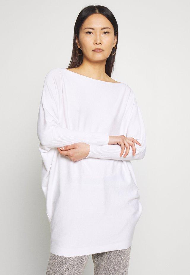 Jumper - bright white