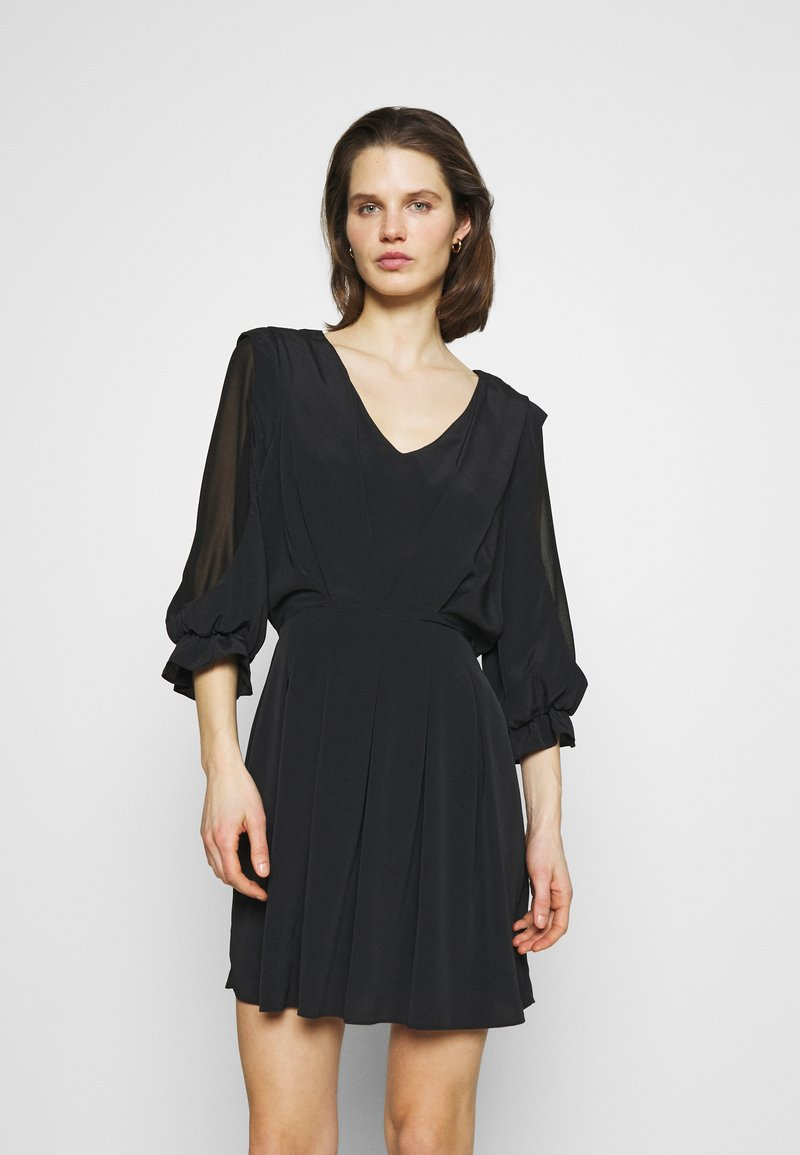 NAF NAF - SNOW - Cocktail dress / Party dress - noir