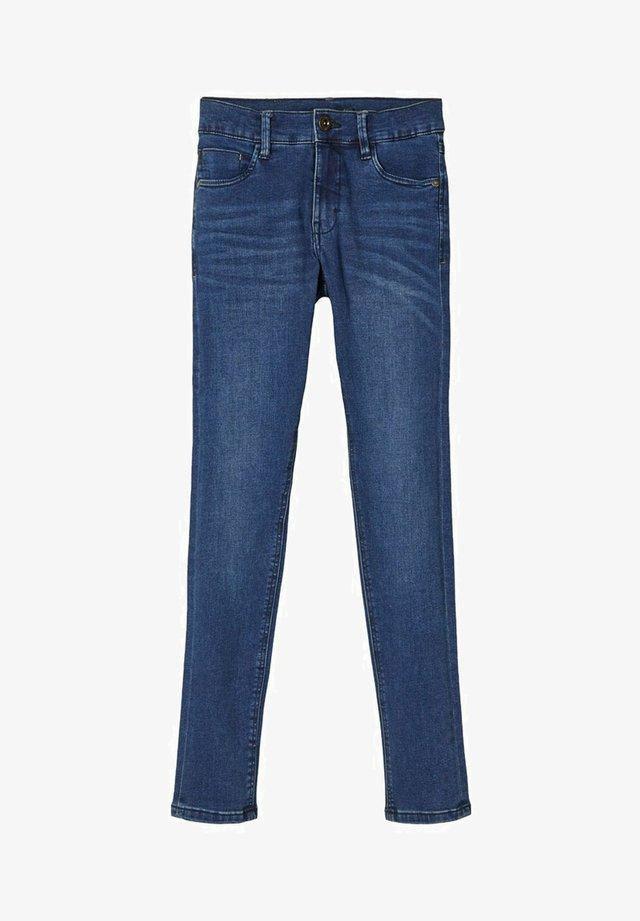 SKINNY FIT - Jeans Skinny - dark blue denim