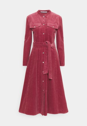 SIMONIE DRESS - Shirt dress - dark powder pink