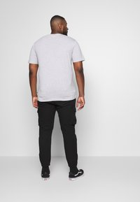 River Island - Cargo trousers - black - 2
