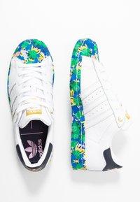 adidas Originals - SUPERSTAR  - Zapatillas - footwear white/legend ink - 1