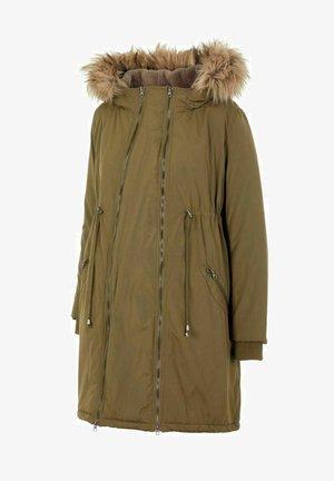 MLAMY 3-IN-1 - Płaszcz zimowy - olive night
