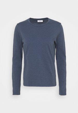 Camiseta de manga larga - blue slate