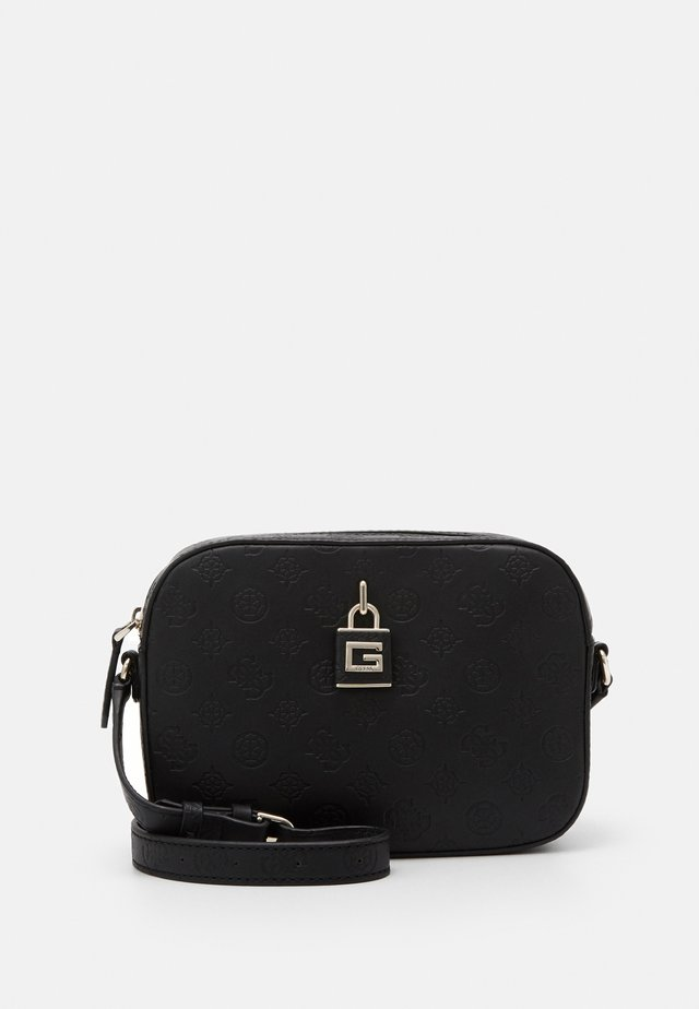 KAMRYN CROSSBODY TOP ZIP - Umhängetasche - black