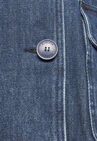 Alberta Ferretti - JACKET - Denim jacket - blue - 7