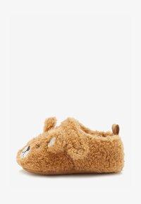 Next - BEAR 3D PRAM  - Slippers - brown - 0