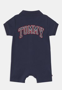 Tommy Hilfiger - BABY COLORBLOCK UNISEX - Overal - twilight navy - 1