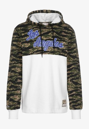 TIGER LOS ANGELES LAKERS - Hoodie - white