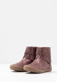 Froddo - Classic ankle boots - pink - 3