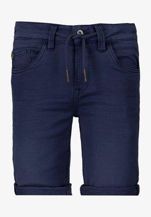 Denim shorts - whale blue