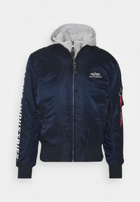 Alpha Industries - Light jacket - blue - 0