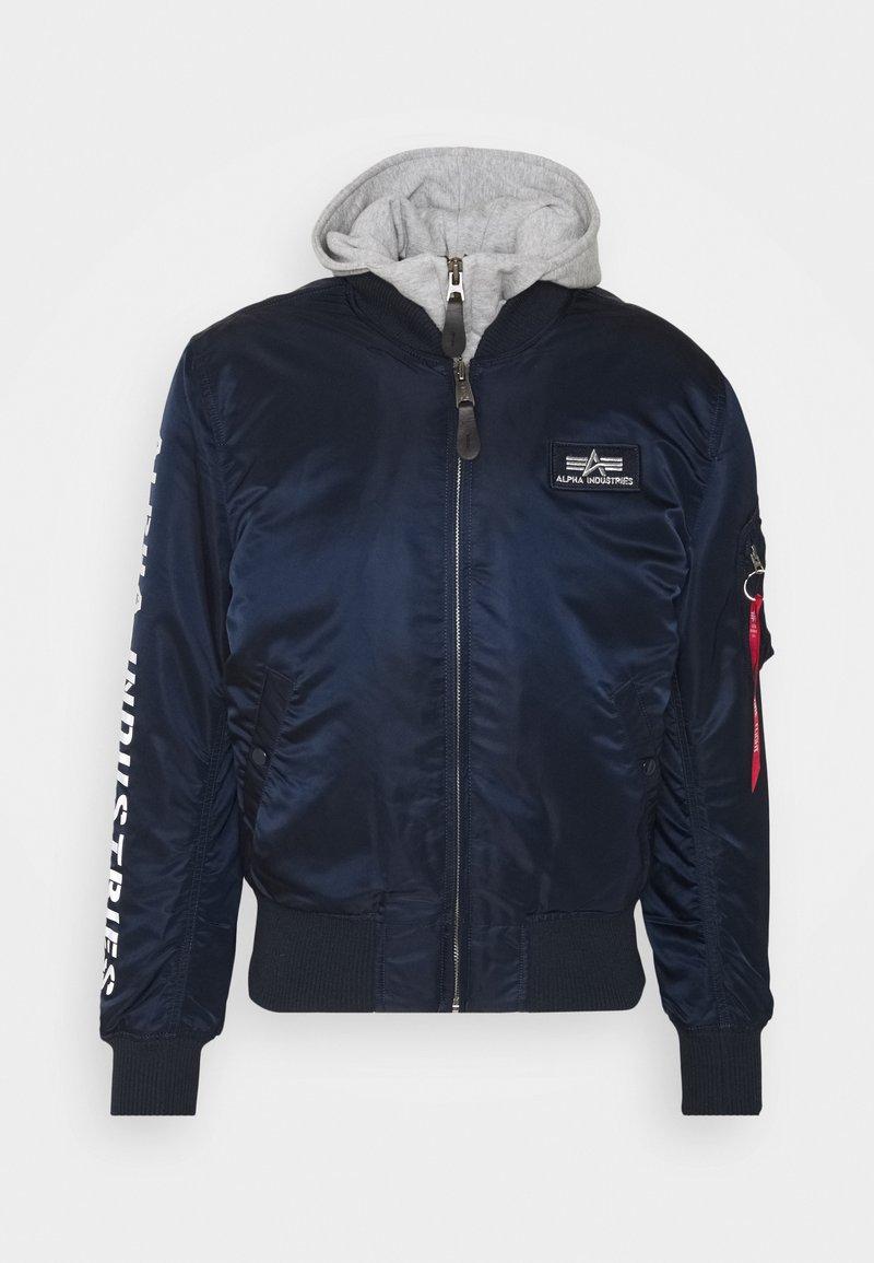 Alpha Industries - Light jacket - blue