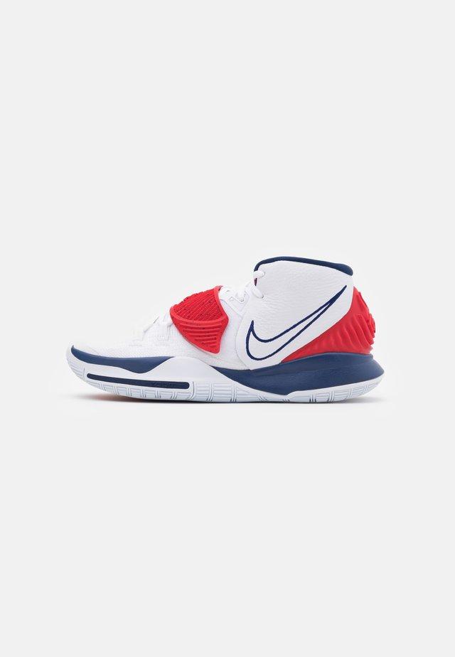 KYRIE 6 - Basketbalové boty - white