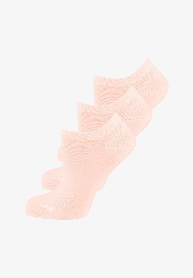 3 PACK - Strumpor - pink