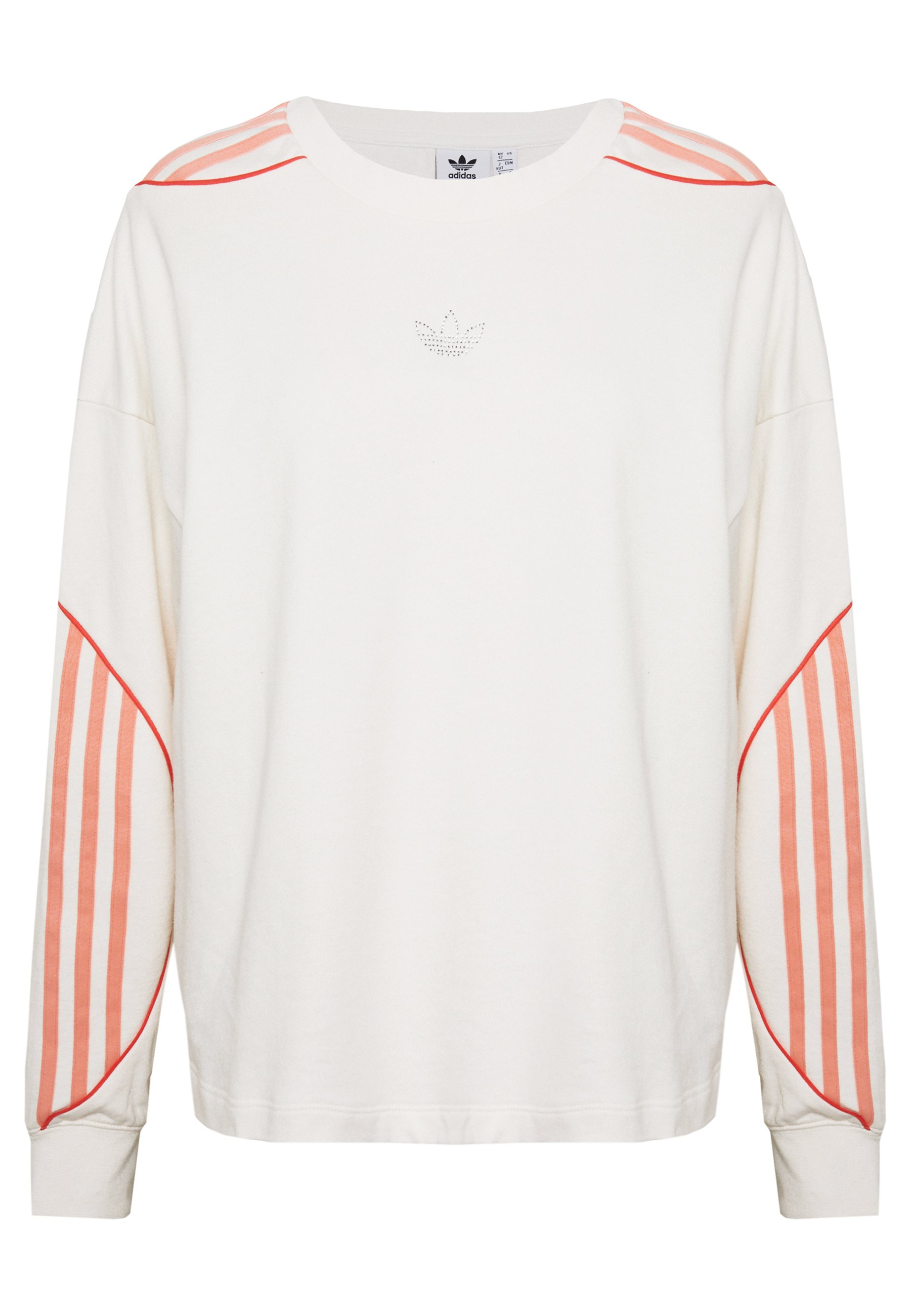 adidas Performance ADJUST Sweatshirt white Zalando.at