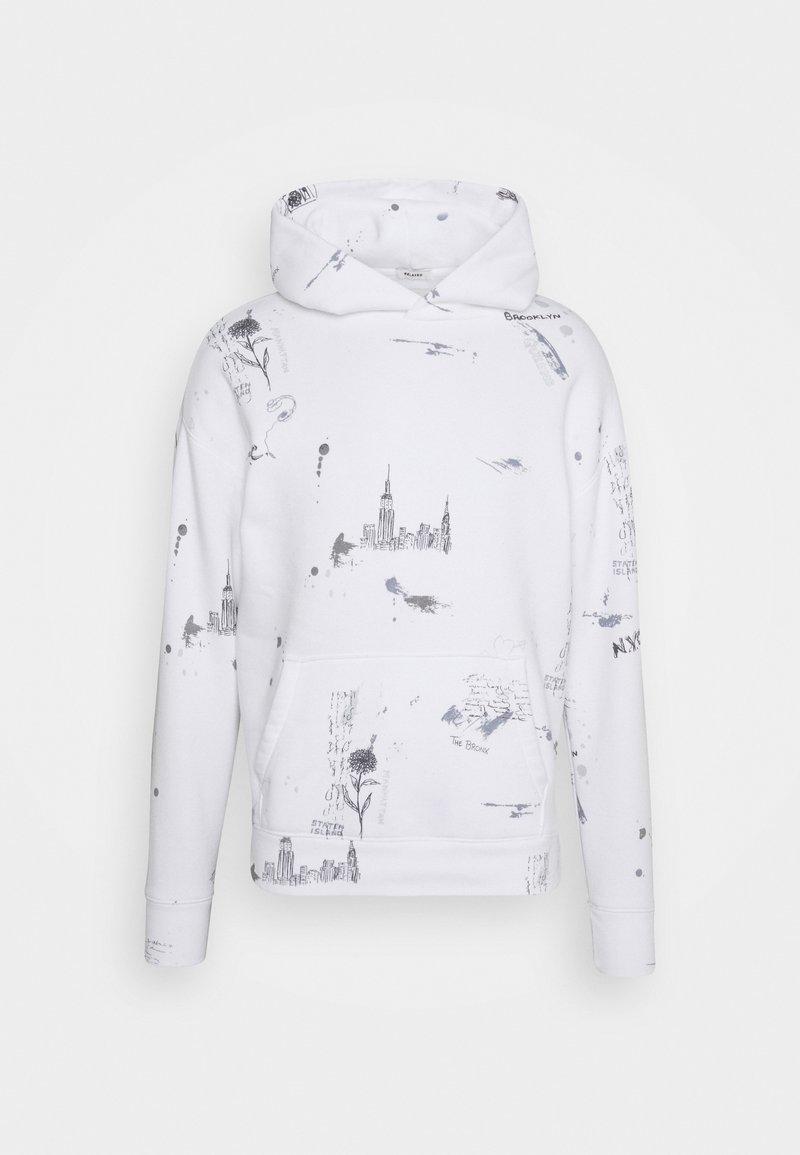 Abercrombie & Fitch - Sweatshirt - white