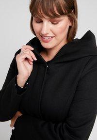 Vero Moda Curve - VMVERODONA - Classic coat - black - 3