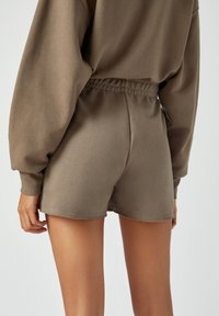 PULL&BEAR - Shorts - brown - 2