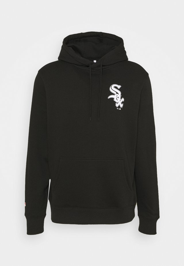 MLB CHICAGO WHITE SOX ICONIC ASSET GRAPHIC HOODIE - Squadra - black
