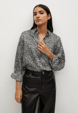 BREMEN - Button-down blouse - white