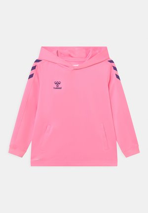 CORE POLY HOODIE UNISEX - Hoodie - cotton candy