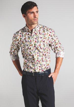 LANGARM MODERN FIT - Shirt - bunt
