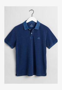 GANT - Polo shirt - blue - 1