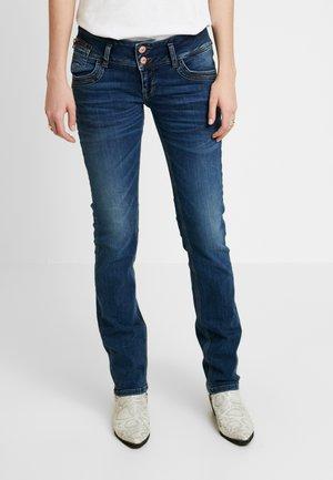 JONQUIL - Straight leg jeans - noela undamaged wash