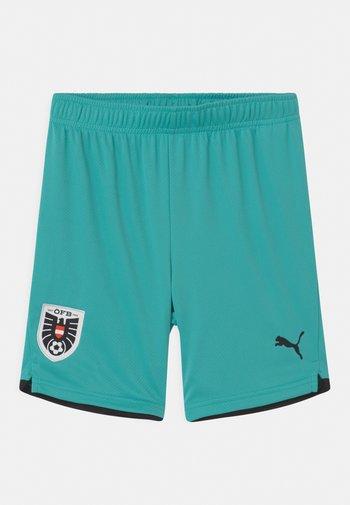 ÖSTERREICH ÖFB AWAY REPLICA UNISEX - National team wear - blue turquoise
