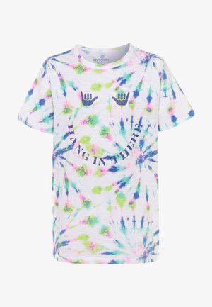 HANG IN THERE TEE - Triko s potiskem - multicolor