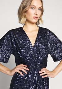 Three Floor - ZOELLE DRESS LUX CAPSULE COLLECTION - Occasion wear - space navy - 3