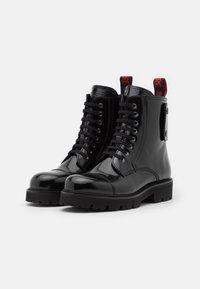 Zadig & Voltaire - MORISSON - Lace-up ankle boots - noir - 1