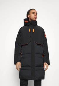 adidas Performance - MYSHELTER URBAN COLD RDY OUTDOOR JACKET - Dunjakker - black/orange - 0
